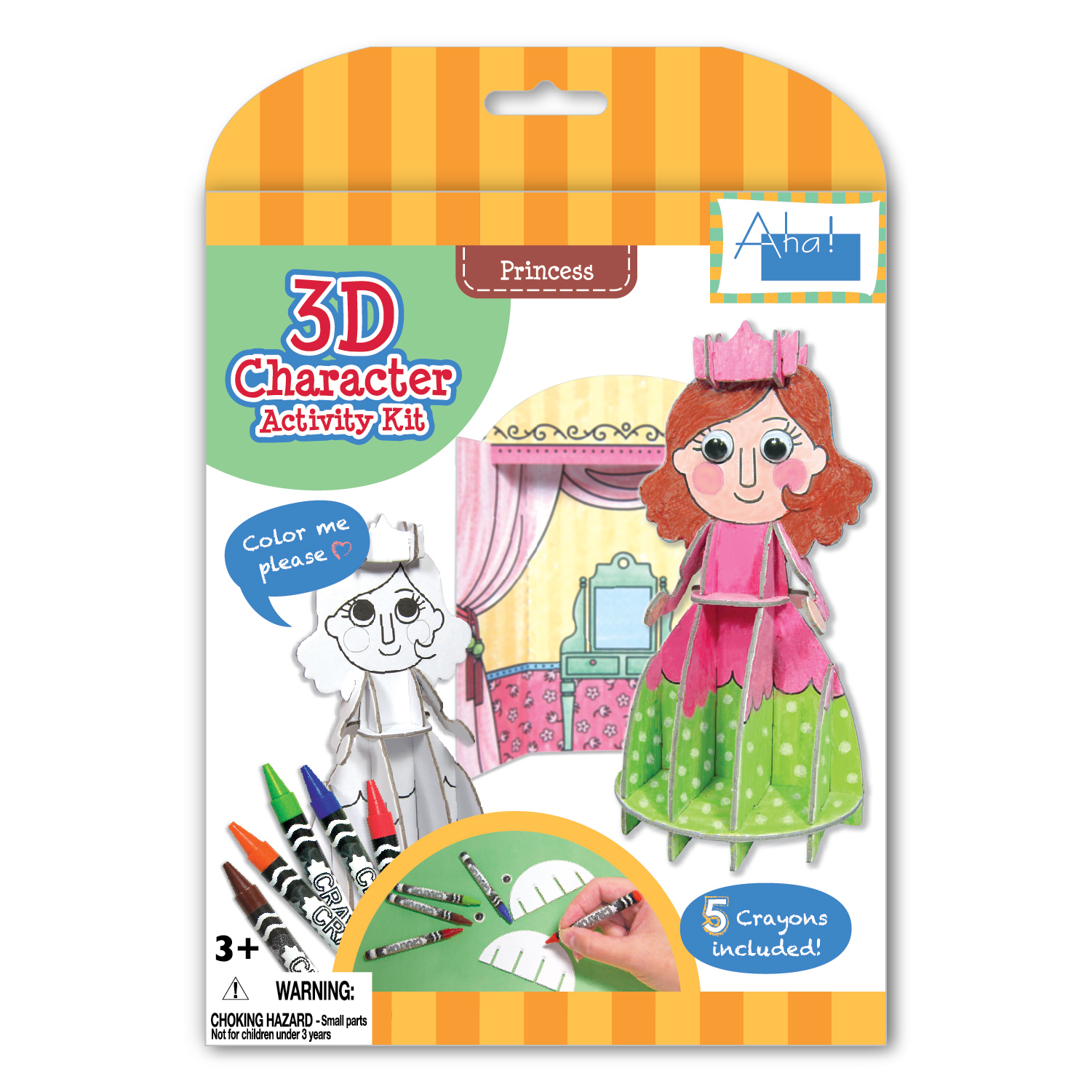 3D Character Activity Kit