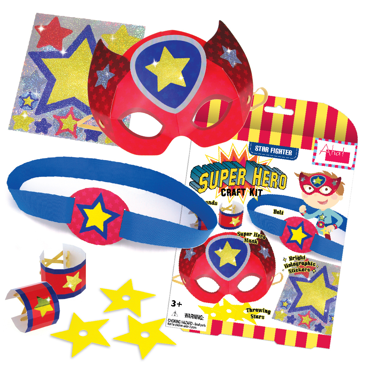 Super Hero Craft Kit
